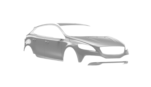 Цвета кузова V40 Cross Country